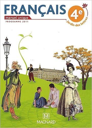 Lire Français 4e : Manuel unique pdf, epub ebook