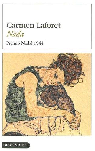 Nada / Nothing (Destinolibro) (Spanish Edition)