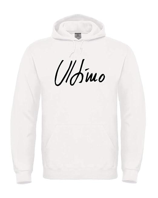 design di qualità a4b6b 50016 Tshirteria Italiana Felpa cantante ULTIMO - Unisex Adulto e ...