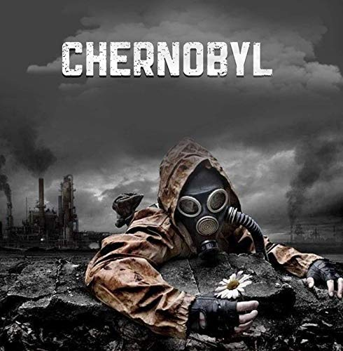 Chernobyl Historical Drama Television Miniseries Jared Harris Stellan Skarsgård Paul Ritter Jessie Buckley 12 x 18 Inch Quoted Multicolour Rolled Poster CH44 (Podcast Wait Wait Don T Tell Me)