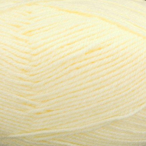 (Plymouth Dreambaby DK Solids Yarn 104 Lemon)