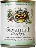 Homestyle Recipes, Savannah Crockpot with Chicken, 12/12.75-Ounce Cans, Natural Dog Food