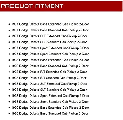 513uZnIPgvL._SX425_ amazon com spyder auto dodge dakota durango black halogen 2004 Dodge Durango Wire Schematic at aneh.co