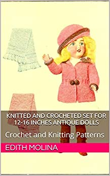 Old Crochet Patterns - Magazine cover