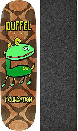 Foundation Skateboards Duffel Barkee Skateboard Deck - 8.5