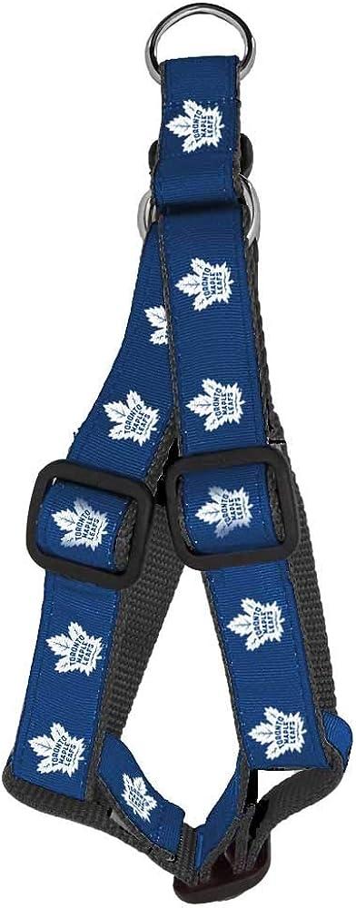 All Star Dogs NHL Unisex NHL Toronto Maple Leafs Dog Harness