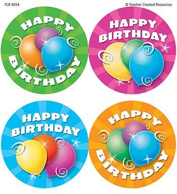 Birthday Wear Em Badges - * BIRTHDAY WEAR EM BADGES