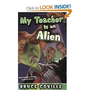 My Teacher Is an Alien (My Teachers Books) Mike Wimmer
