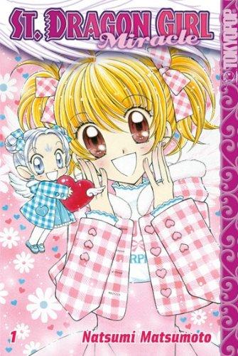 St. Dragon Girl Miracle 01 (St Girl Miracle Dragon)