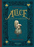 Alice au pays des merveilles [ Alice in Wonderland ] Deluxe Hardbound Board Edition (French Edition)