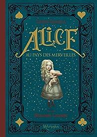Alice au pays des merveilles par Benjamin Lacombe