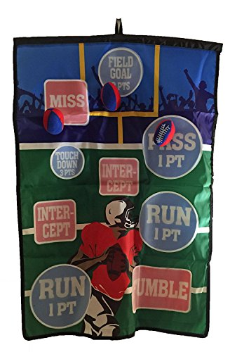 (Meridian Point FTC‐12‐2848 Indoor/Outdoor Over The Door Football Target Challenge)
