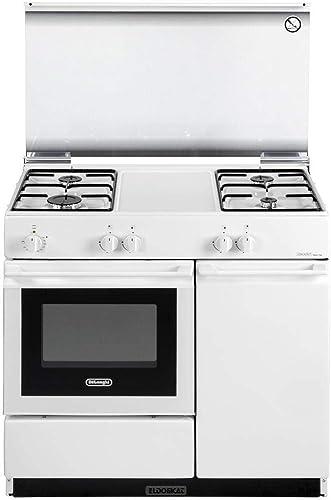 De Longhi SEW 8540 NED Linea Smart – Cocina de gas con horno ...