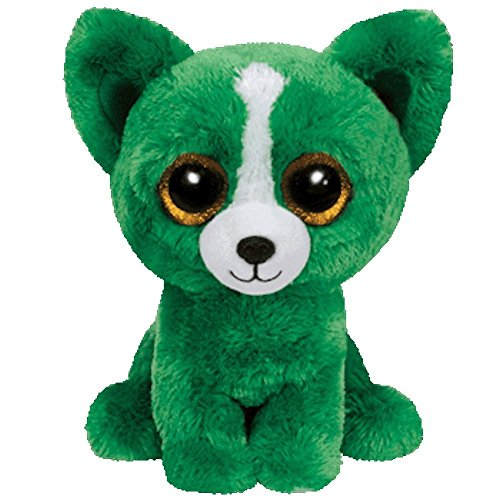 - Ty Dill the Green Dog Beanie Boos Special Edition