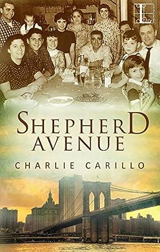 book cover of Shepherd Avenue