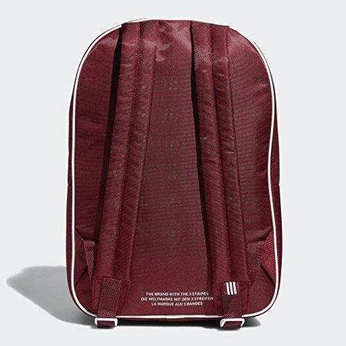 Dark Red Originals Santiago adidas Backpack Bqa81wn