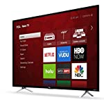 TCL 55-Inch 4K Ultra HD Roku Smart LED TV (2017 Model) 55S405
