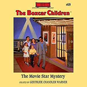 The Movie Star Mystery Audiobook