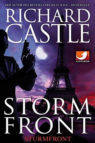 Derrick Storm: Storm Front – Sturmfront