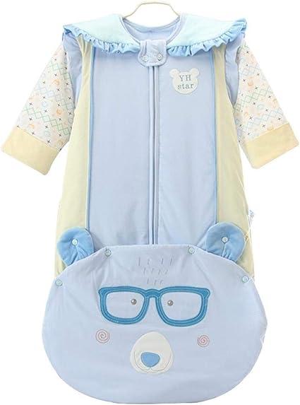 Saco de dormir para bebé Anti Kick Saco de dormir Saco de ...