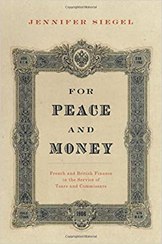 Amazon For Peace And Money French And British Finance In The