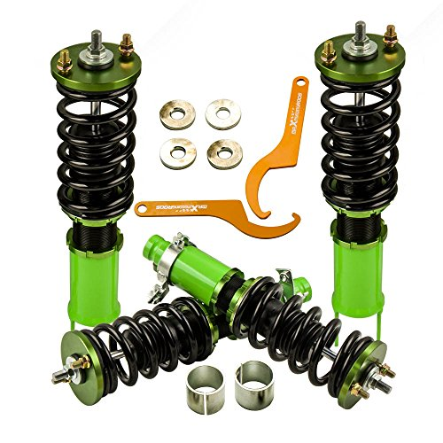 onda Civic ED CR-X 88-91/Integra 94-01/Civic 96-00 Suspension Spring Shock Absorber Strut ()