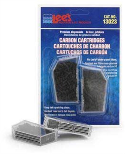 Lee's Premium Carbon Cartridge, Disposable, 2-Pack