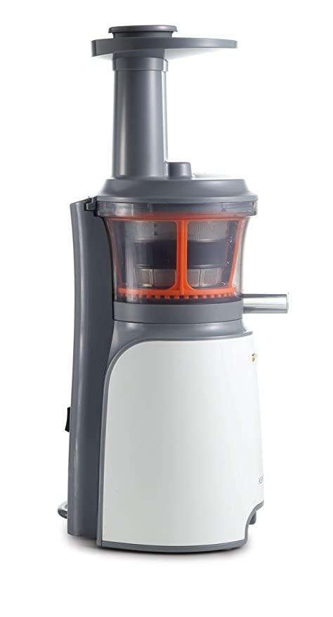 Kenwood Pure Juice JMP600WH - Slow Juicer, extractor de zumos ...
