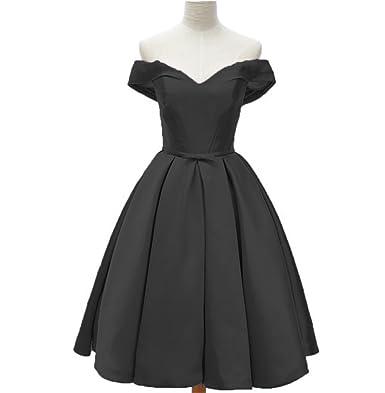 Dydsz Homecoming Dresses Short for Juniors Women Prom Dress Off The ...