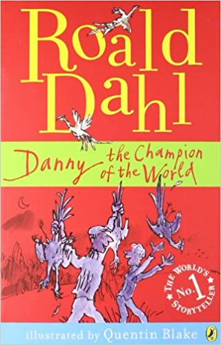 roald dahl danny the champion of the world free download