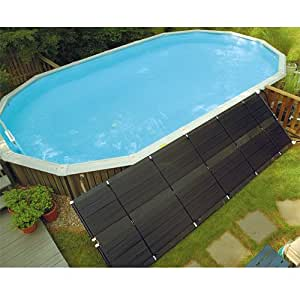 Smartpool Sunheater Solar Heating System For Aboveground Pools 2 39 X 20 39 Swimming
