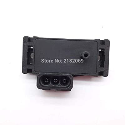 Cacys-Store - Intake Manifold Pressure MAP Sensor For Ford TRANSIT Tourneo Bus Box 2.5 TD TDI 6582335 16153989 92VB-9F479-AA: Home Improvement