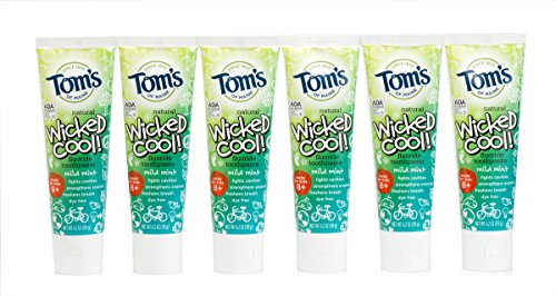 toms-of-maine-natural-wicked-cool-fluoride-toothpaste-mild-mint-42-ounce-pack-of-6