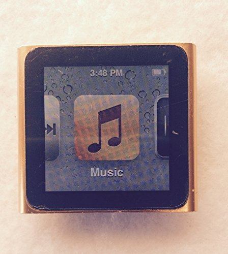 Apple iPod nano 8 GB Orange
