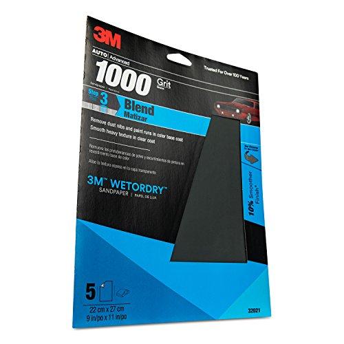 1000 grit sandpaper disc - 2