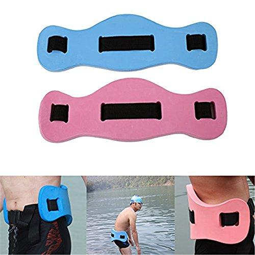 M-ELEGANT Swim Floating Belt Learn To Swim Children Adult Safety Swimming Leaning Training Float EVA Belt Waistband, ()
