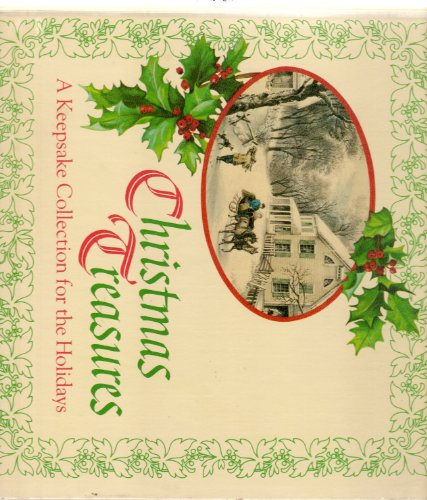 Christmas treasures: A keepsake collection for the holidays (Hallmark editions)