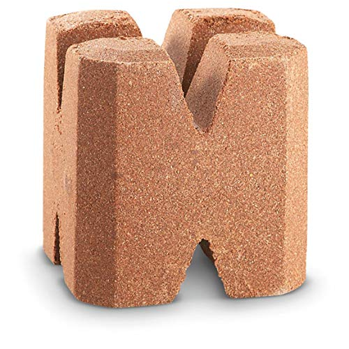 Whitetail Institute Men's Break-Away Deer Block Mineral Supplement, 25 lb