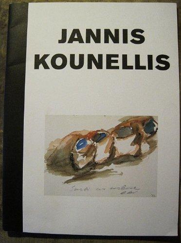 Download Jannis Kounellis - Works on Paper pdf