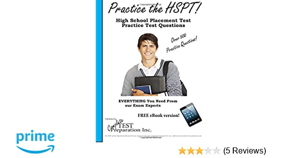 photograph relating to Hspt Practice Tests Printable called Train the HSPT: Significant Faculty Situation Look at Train Consider