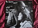 Ric Masten After the Sunset Again: Poems and Songs about Marriage and other Female-Male Relationships Vinyl Lp Album
