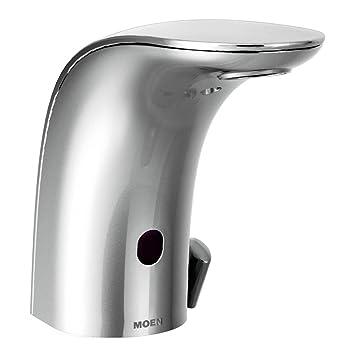 Moen 8554 - Grifo monomando con sensor de encendido ...