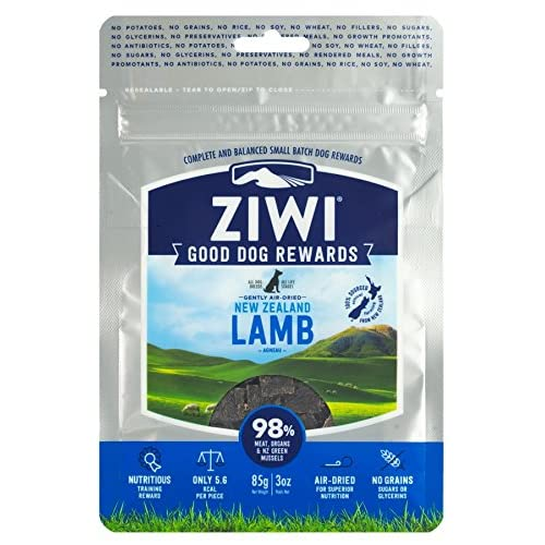 ZiwiPeak Air-Dried Dog Treats