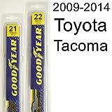 Toyota Tacoma (2009-2014) Wiper Blade Kit - Set Includes 22' (Driver Side), 21' (Passenger Side) (2 Blades Total)