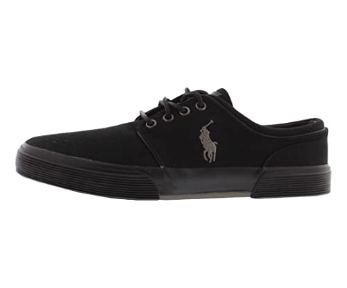 2f75ed5f00b4 Image Unavailable. Image not available for. Color  Polo Ralph Lauren Men s  Faxon Low Canvas Sneaker ...