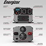 Energizer-4000-Watts-Power-Inverter-12V-to-110-Volts-Modified-Sine-Wave-Car-Inverter-Dual-AC-Outlets-2-USB-Ports-24A-ea-and-Hardwire-Kit-Battery-Cables-Included-METLab-Approved-Under-UL-STD-458