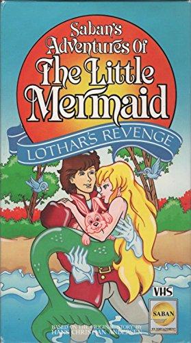 Saban's Adventures of the Little Mermaid Volume 3: Lothar's Revenge (Little The 3 Mermaid)