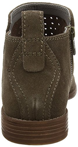 Perf Femme Revelin Classiques taupe Boots Hudson Suede Gris pqZUOwngW