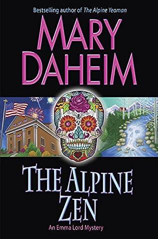 book cover of The Alpine Zen