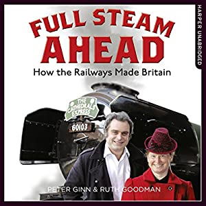 Full Steam Ahead Audiobook
